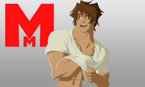 M Mensuel, nouveau partenaire des bandes dessinées de Mikl Mayer