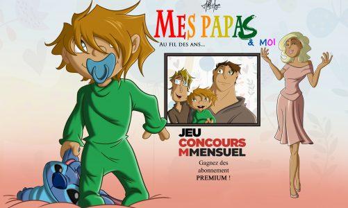 Jeu concours Mmensuel : Gagnez des abonnements premium !