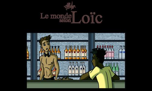Le monde selon Loïc : saison 2 épisode 10