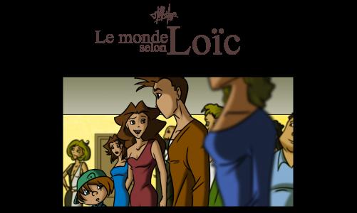 Le monde selon Loïc : saison 2 épisode 11