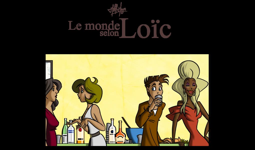 Le monde selon Loïc : saison 2 épisode 12